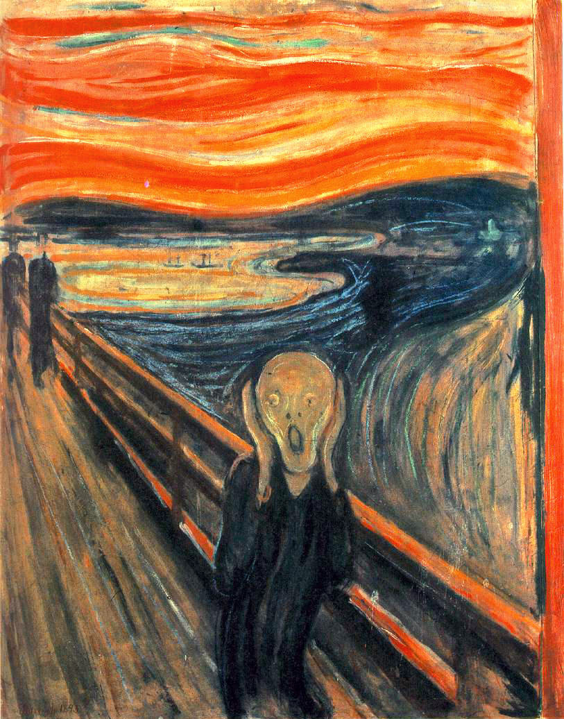 Les implications d'un éventuel contact avec des Extraterrestres - Page 14 Munch_TheScream_big